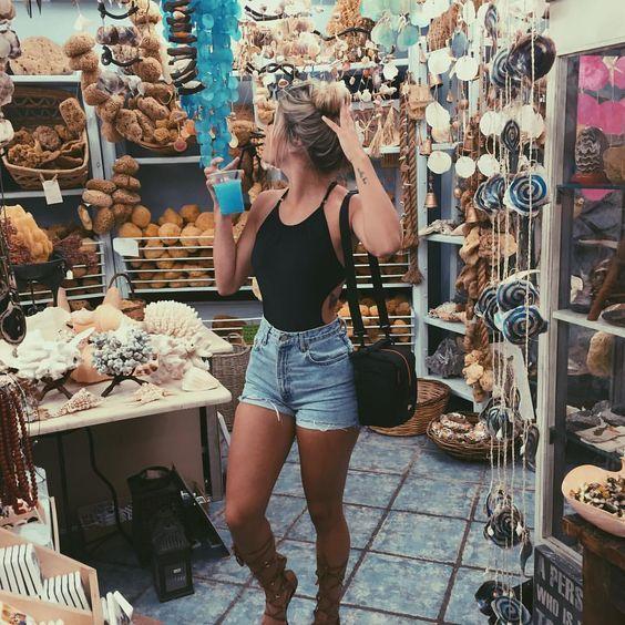 mix đồ đi du lịch mùa hè