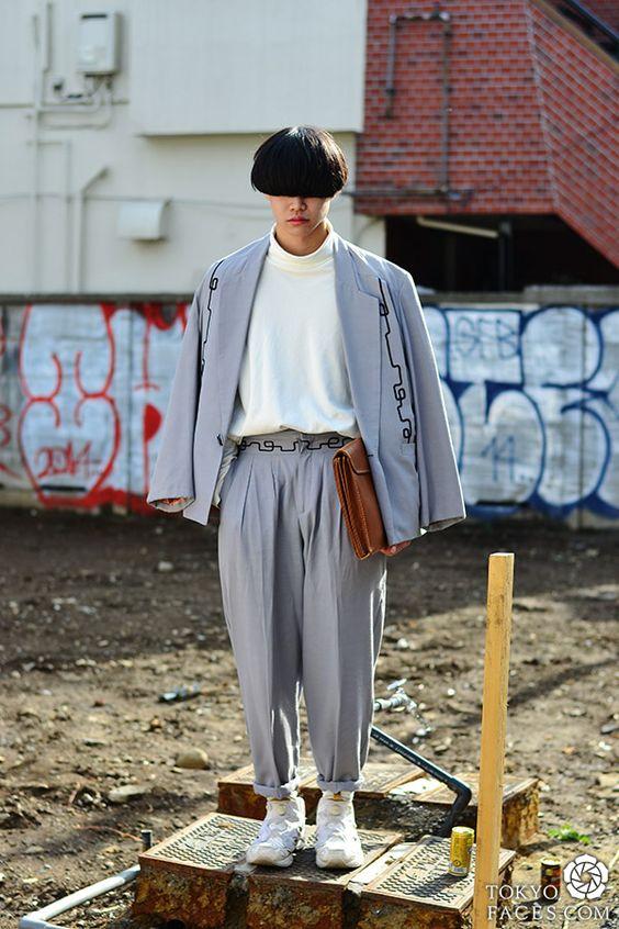 ăn mặc theo phong cách nhật bản