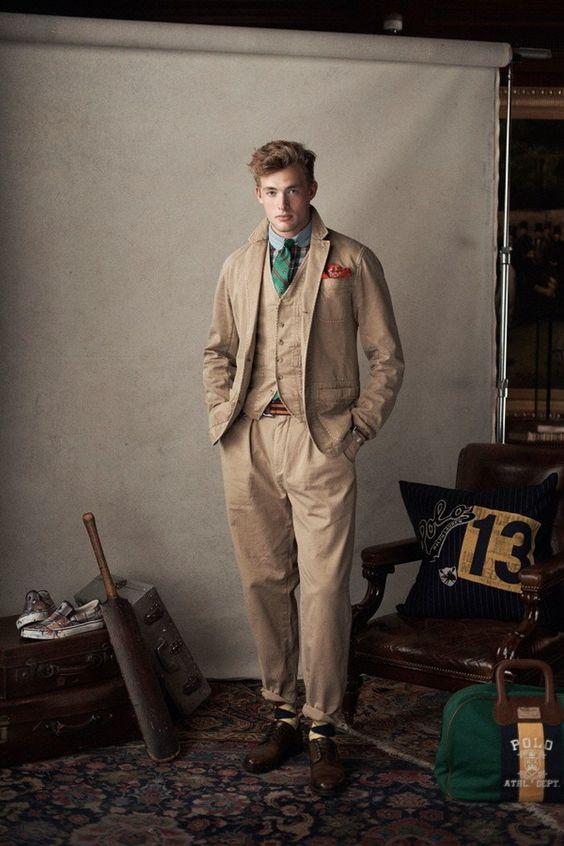 phong cách ăn mặc của người mỹ