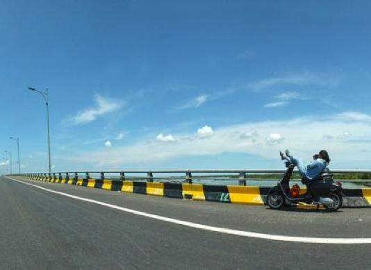 đường ven biển đẹp