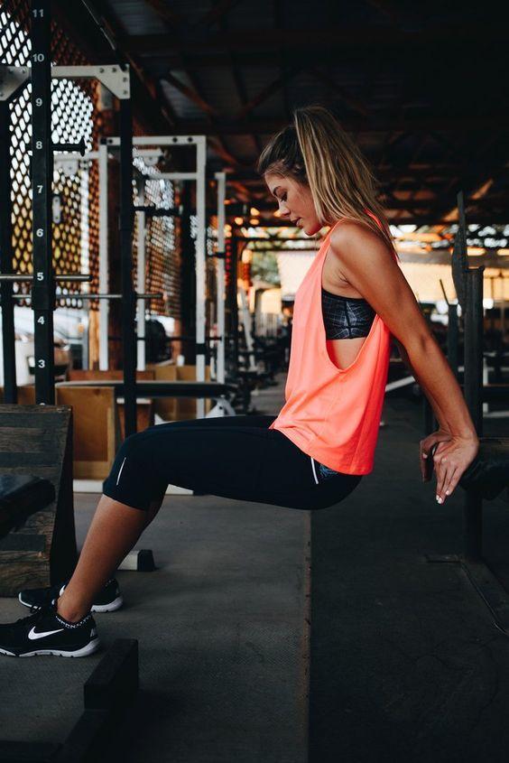 đồ tập gym nữ