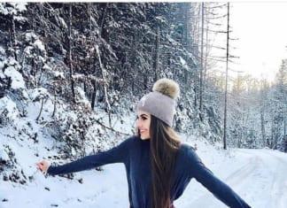 phối đồ mùa đông cho nữ