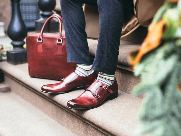 chọn giày cho quần tây nam