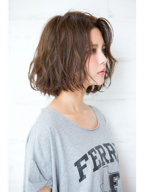tóc đẹp cho mặt dài