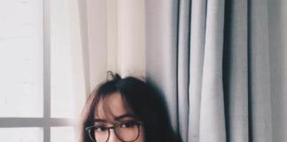 tóc dài cho mặt tròn