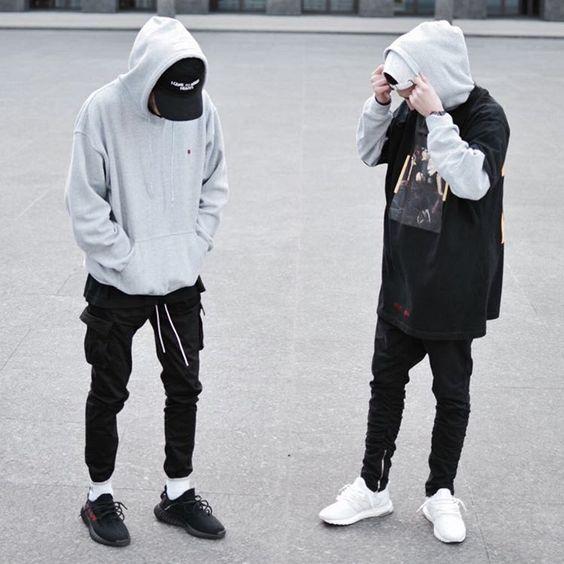 áo hoodie từ kaki