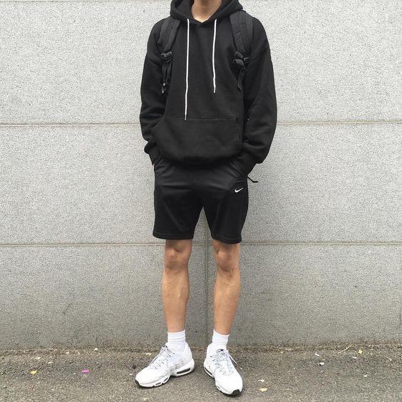 áo hoodie ngắn