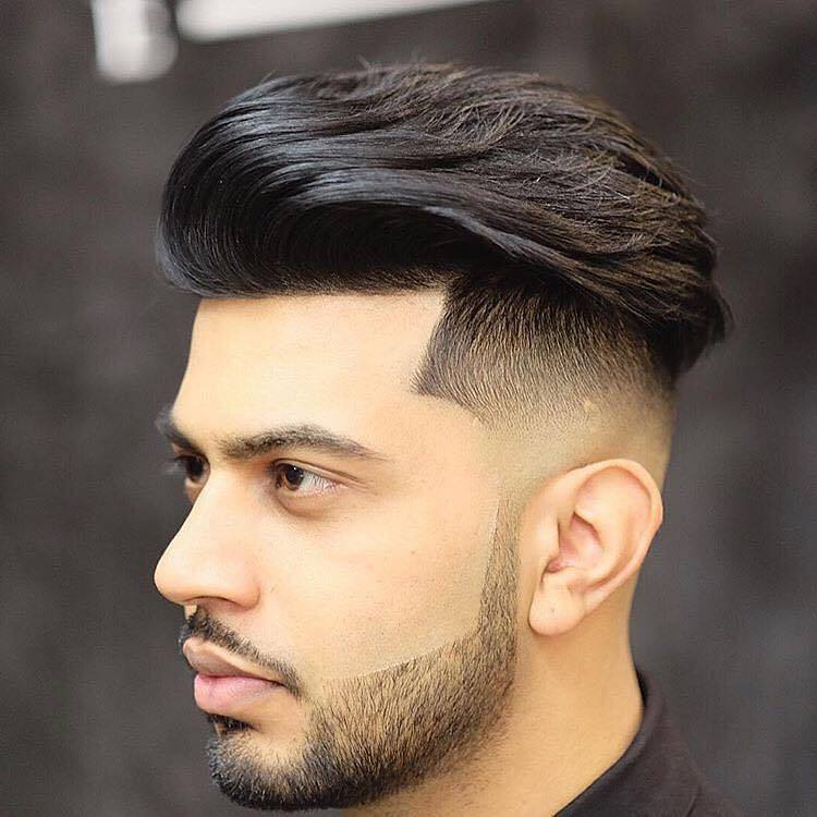 các kiểu tóc nam đẹp8