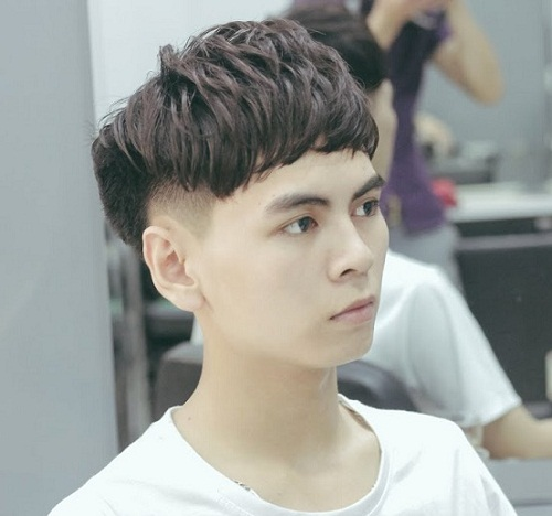 các kiểu tóc nam đẹp5