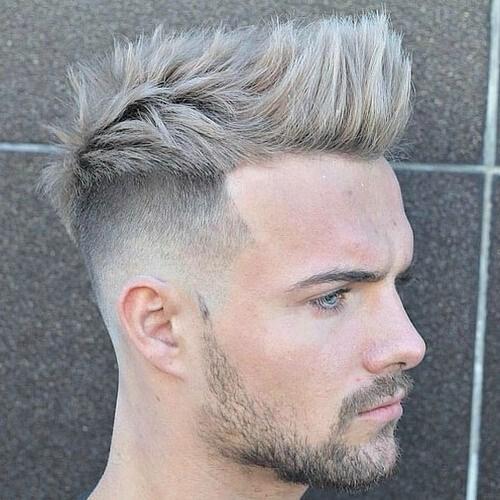 các kiểu tóc nam đẹp9
